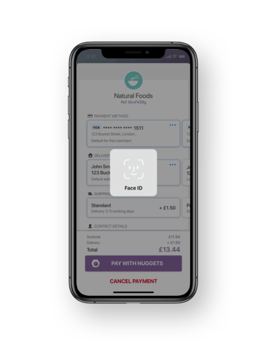 Simple and secure payments